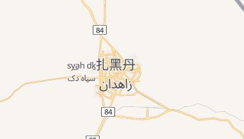 扎黑丹 - 在线地图
