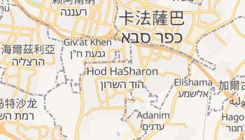 霍德夏沙隆 - 在线地图