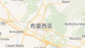 布雷西亚 - 在线地图