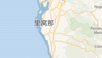 里窝那 - 在线地图