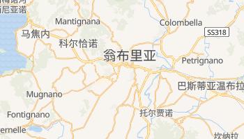 佩鲁贾 - 在线地图