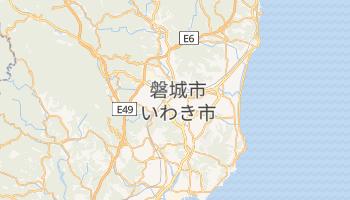 磐城市 - 在线地图