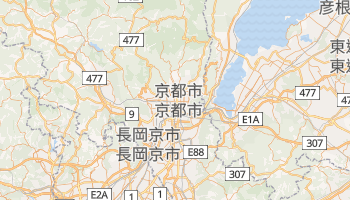 京都 - 在线地图