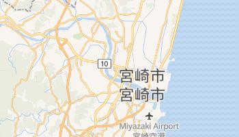 宮崎 - 在线地图