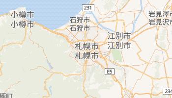 札幌市 - 在线地图