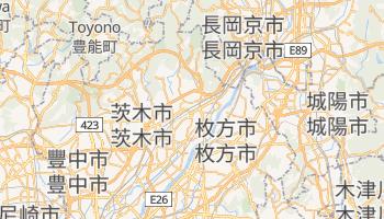 高槻市 - 在线地图