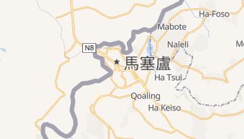 马塞卢 - 在线地图