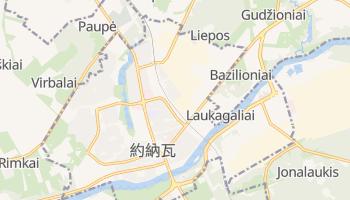 約納瓦 - 在线地图