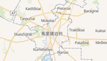 馬里揚泊列 - 在线地图