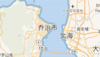 乔治市 - 在线地图