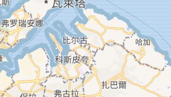 科斯皮夸 - 在线地图