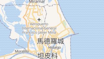 馬德羅城 - 在线地图