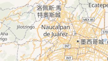 瑙卡尔潘 - 在线地图