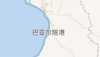 巴亚尔塔港 - 在线地图