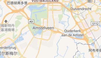 阿姆斯特尔芬 - 在线地图