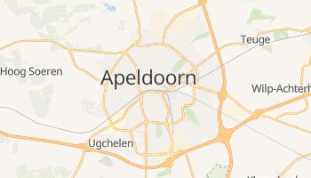 阿珀尔多伦 - 在线地图