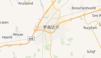 罗森达尔 - 在线地图