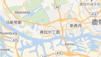弗拉尔丁恩 - 在线地图