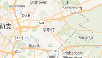 宰斯特 - 在线地图