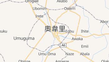 奧韋里 - 在线地图