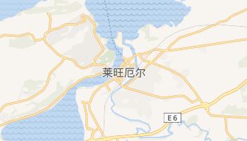 莱旺厄尔 - 在线地图
