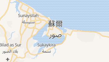 苏尔 - 在线地图