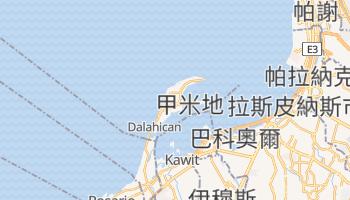 甲米地 - 在线地图
