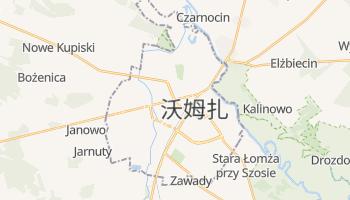 沃姆扎 - 在线地图