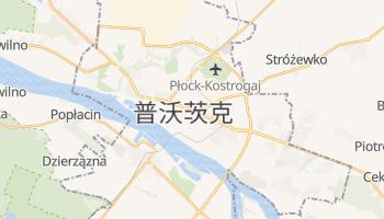 普沃茨克 - 在线地图