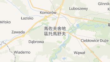 馬佐夫舍地區托馬舒夫 - 在线地图