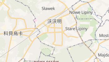 沃沃明 - 在线地图