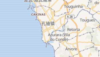 孔迪镇 - 在线地图