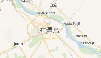 布澤烏 - 在线地图