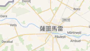 薩圖馬雷 - 在线地图