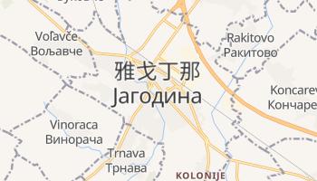 雅戈丁那 - 在线地图