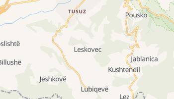 莱斯科瓦茨 - 在线地图