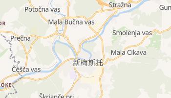 新梅斯托 - 在线地图