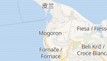 皮兰 - 在线地图