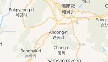 安东市 - 在线地图