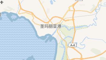 圣玛丽亚港 - 在线地图