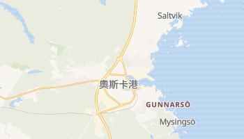 奧斯卡港 - 在线地图