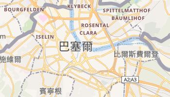 巴塞尔 - 在线地图
