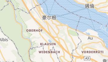 豪尔根 - 在线地图