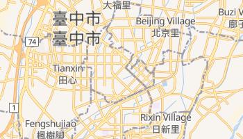 臺中市 - 在线地图