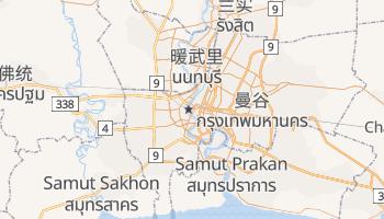 曼谷 - 在线地图