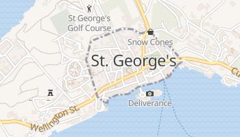 圣乔治斯 - 在线地图