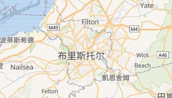 布里斯托尔 - 在线地图