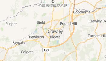 克劳利 - 在线地图