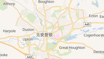 北安普顿 - 在线地图