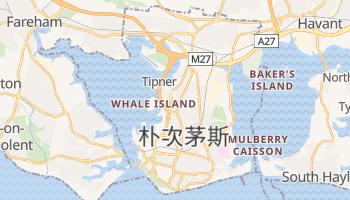 朴次茅斯 - 在线地图
